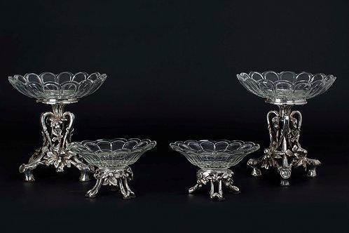 Christofle Centerpieces Set