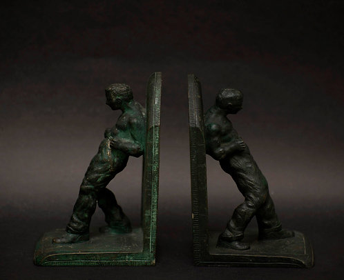 Men Bookends