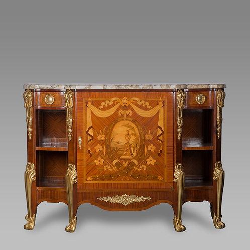 Louis XVI Side Cabinet