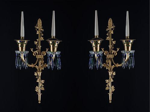 Louis XV style Sconces