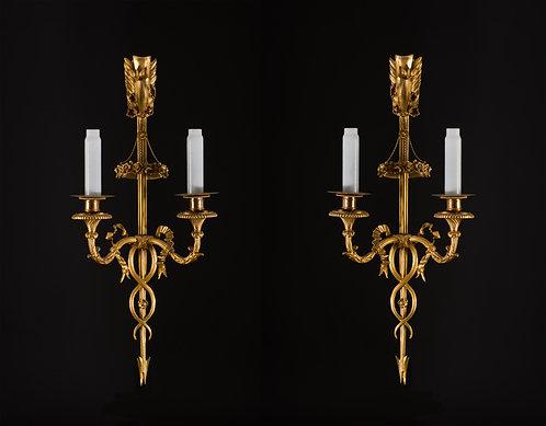 Louis XVI Style Sconces