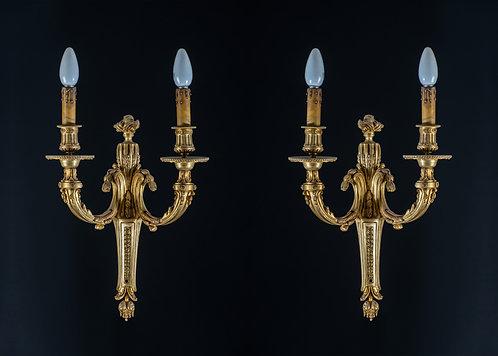 Louis XIV Style Sconces