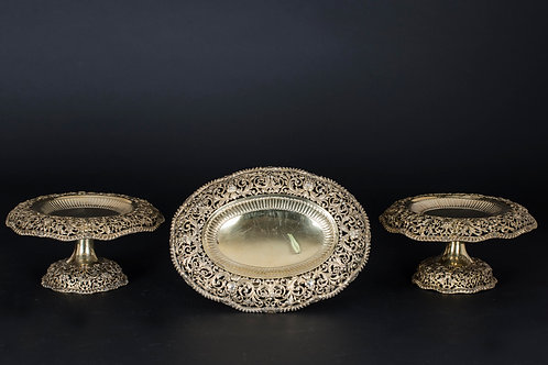 Plates and Pastry Plates Set