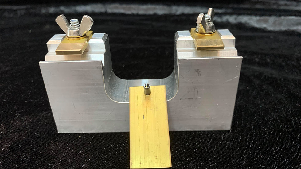 Transfer Jig vee type with locating tool