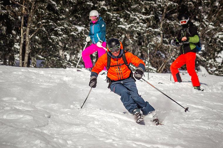 Инструктор по лыжам и сноуборду в Шерегеше