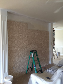 CARPENTRY AND TILE