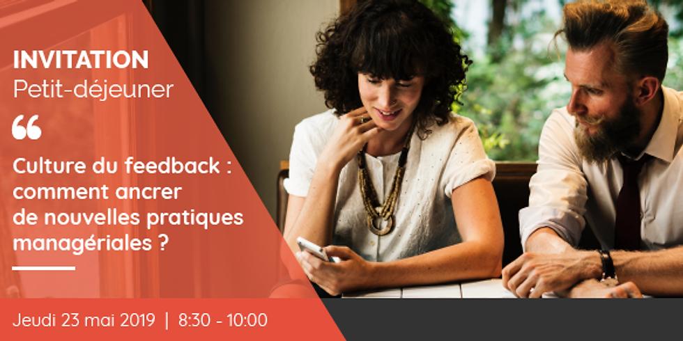 Culture du feedback : comment ancrer les nouvelles pratiques managériales ?
