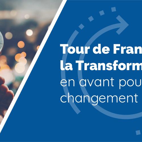 Tour de France de la Transformation de BPI group - Rouen