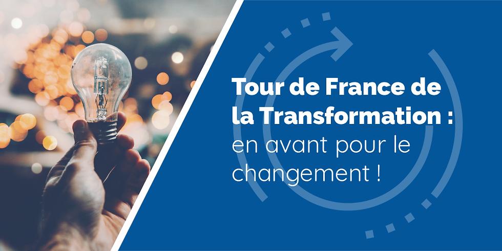 Tour de France de la Transformation de BPI group - Nantes