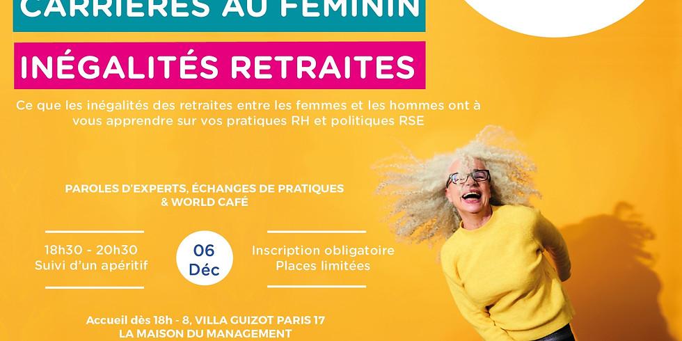 """BPI group soutient la soirée débat Bomming """"Carrières au féminin & inégalités retraite"""""""