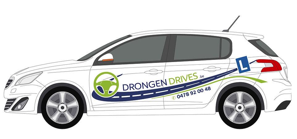 Drongen Drives - Drongendrives - Francis Duthois - Rijschool Drongen