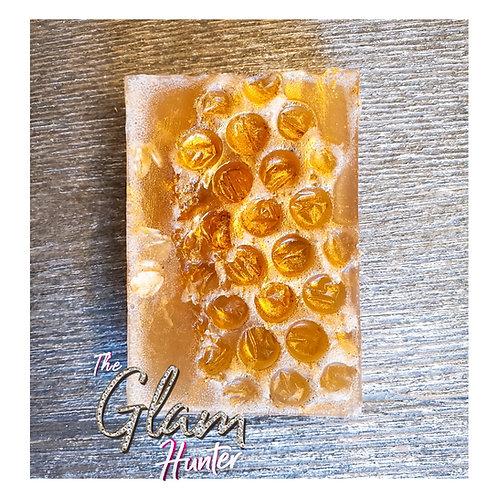 Honey Turmeric Oats Bar