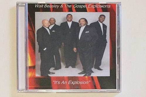 Walt Beasley & The Gospel Explosions - It's An Explosion CD