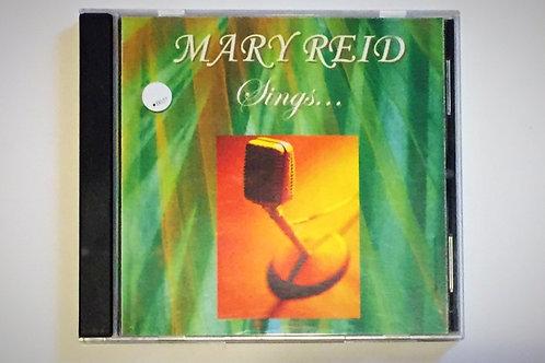 Mary Reid - Sing... CD