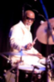 Ricky McKinnie Drummer Blind Boys of Alabama
