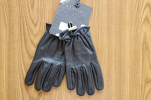 Leather Gloves Super High Quality Protection Motorcycle black First Class