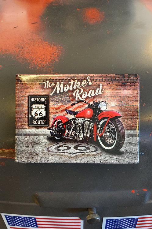 Magnet Route 66 Americas Highway Harley