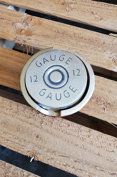 Table Coaster Shotgun Bullet 4 pieces