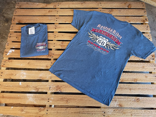 Route 66 Rider Shirt