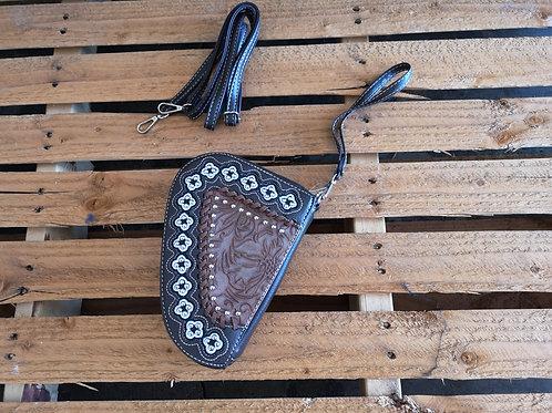 Messenger Bag high quality + Hip bag band