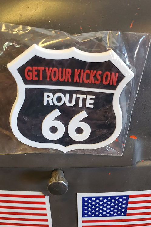 Magnet Route 66 Get your kicks on