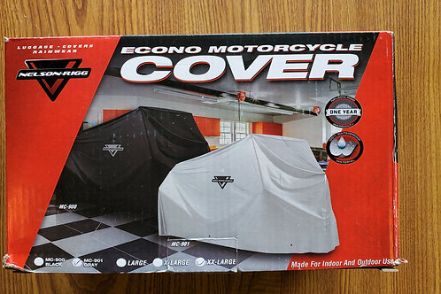 Motorcycle Cover XXL for example Harley-Davidson Electra Glide or smaller