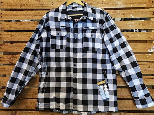Kevlar Riding shirt - high quality kevlar - including removable protector EN