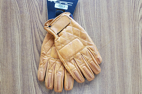 Leather Gloves Super High Quality Motorcycle brown