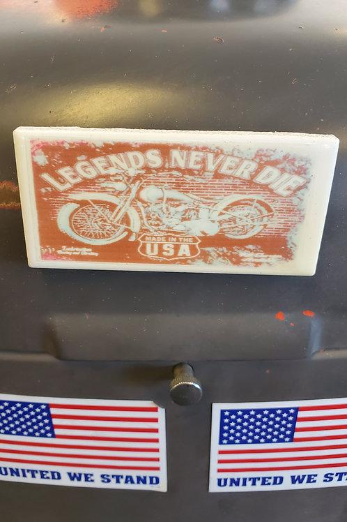 Magnet Tile Bike Harley