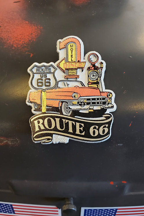 Magnet Route 66 Motel