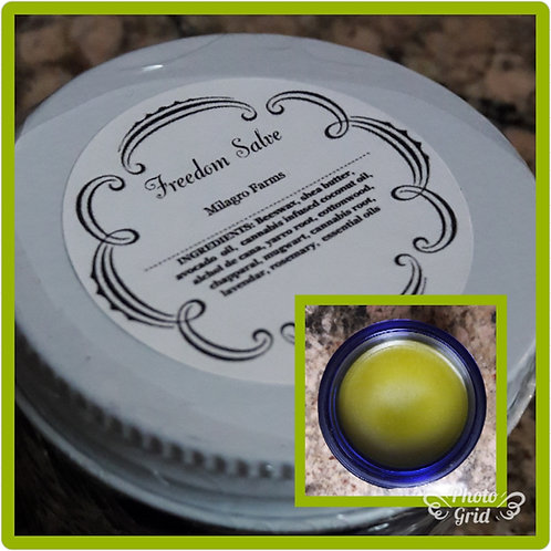 Freedom Salve - 1.0 oz