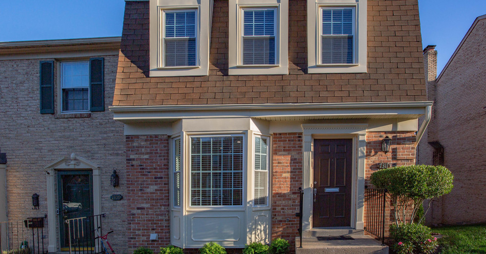 UNDER CONTRACT - Townhome in Falls Church