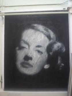 Bette Davis Mural