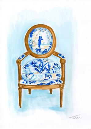 Chair Illustration