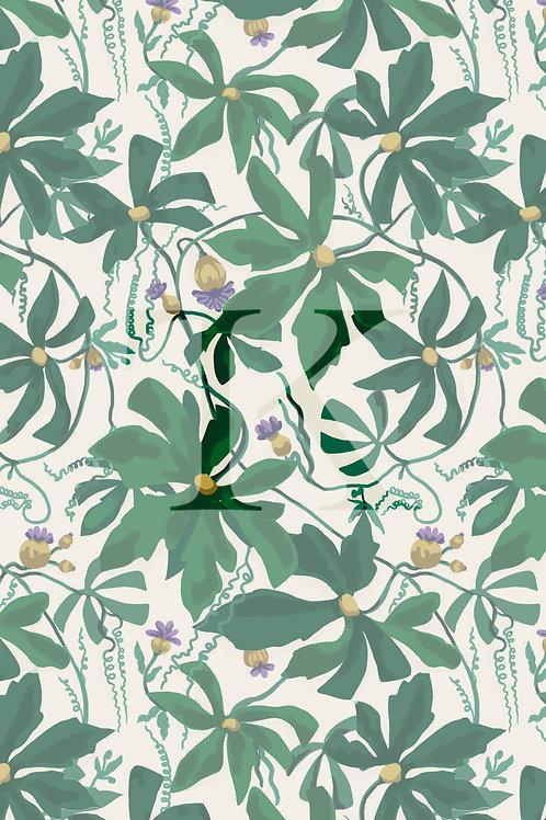 Leaf Print Design