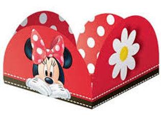 Forminha 4 petalas Minnie