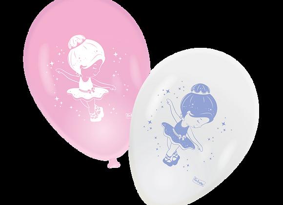 Balões Bailarina N°9