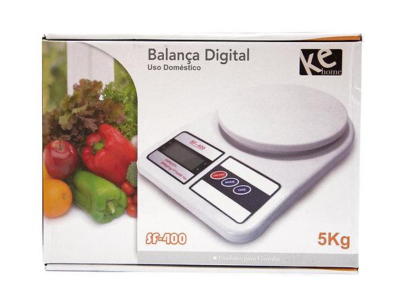 Balança Digital.