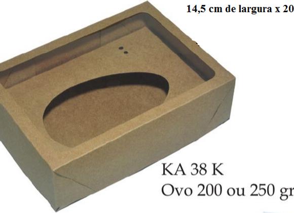 Caixa para Ovo de colher KA38K