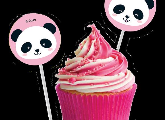 Bandeirinha para Docinho Panda