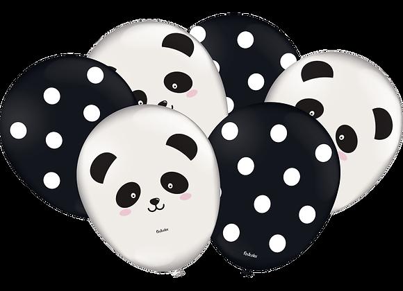 Balões Panda n°9