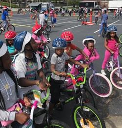 Bike Giveawary