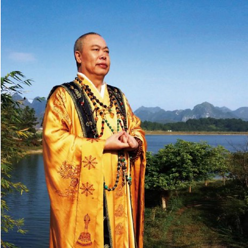 Special In-Person Event With H.H. The Vajra Master Jinke Xuanlei