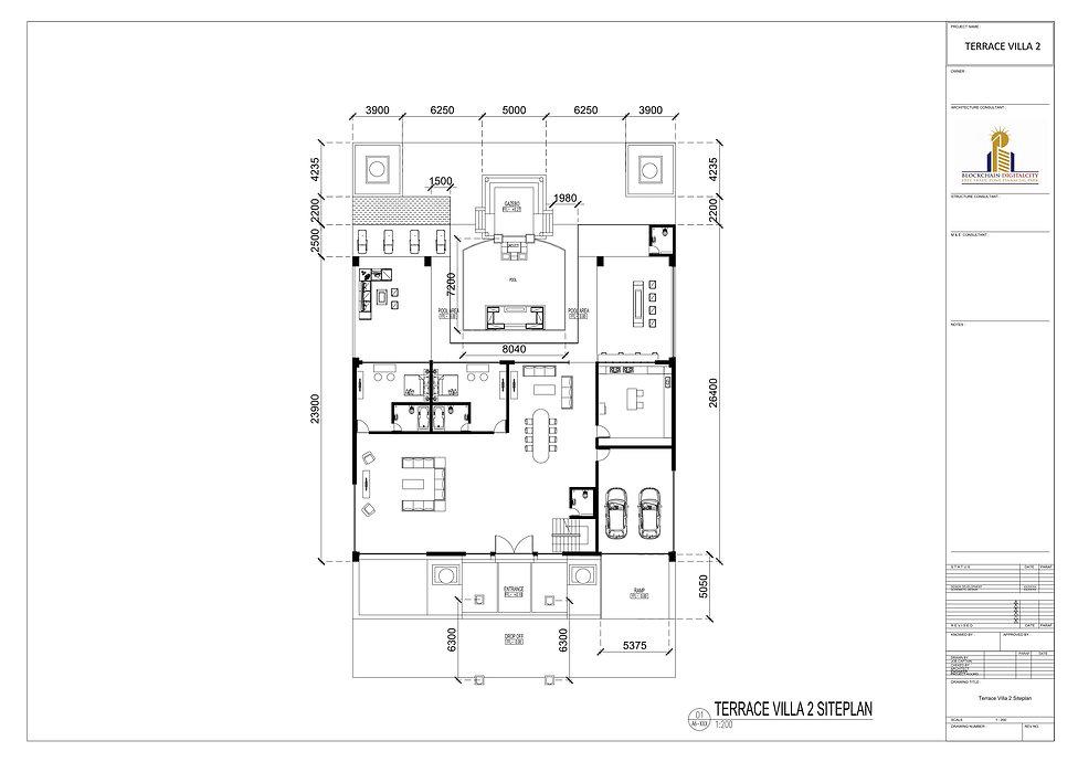 VILLA 2 DESIGNS - BLOCKCHAIN DIGITALCITY