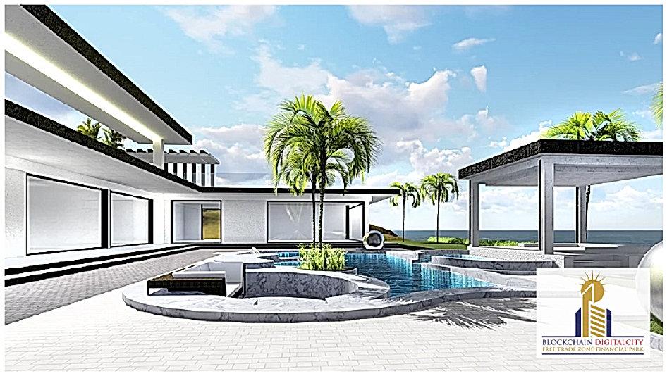 Villa 1 Blockchain DigitalCity