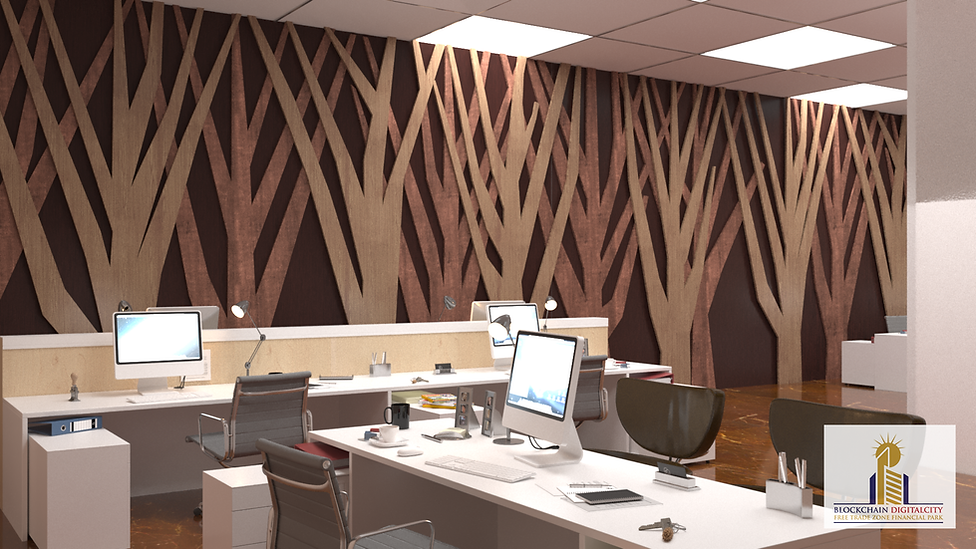 GOLD DEPOSITORY DESIGNS @ BLOCKCHAIN DIGITALCITY