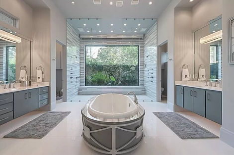 Master Bathroom Design @ Blockchain DigitalCity