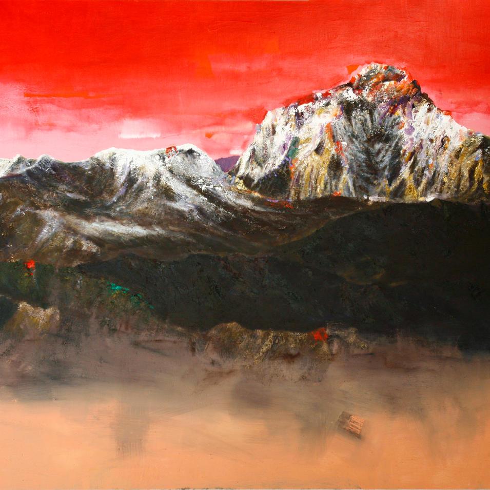 자연의숨, Oil on canvas, 162.1x130.3cm. 2010..jpg