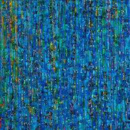 이민영_Depressed_130x160cm_Acrylic on Canvas.