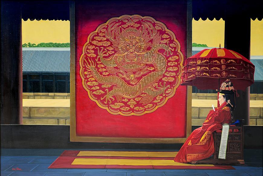 명성황후(The recollection-Myungsung empr